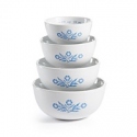 Deals List: Corningware Cornflower 4-Pc. Measuring Bowl Set