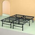 Deals List: Zinus Shawn 14 Inch SmartBase Mattress Foundation / Platform Bed Frame / Box Spring Replacement / Quiet Noise-Free / Maximum Under-bed Storage, King