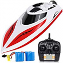 Deals List: INTEY RC Boats for Kids & Adult - H102 20+ mph Remote Controlled RC Boat