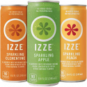Deals List: IZZE Sparkling Juice, 3 Flavor Variety Pack, 8.4 oz Cans, 12 Count