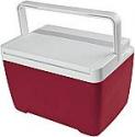 Deals List: Igloo Island Breeze Cooler (Diablo Red, 9-Quart)