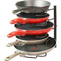 Deals List: SimpleHouseware Kitchen Cabinet Pantry Pan and Pot Rack Holder