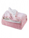 Deals List: Bedsure Sherpa Fleece Blanket Twin Size Pink Plush Blanket Fuzzy Soft Blanket Microfiber