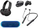 Deals List: Sony Audio