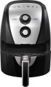 Deals List: Insignia™ - Analog Air Fryer - Black