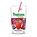 Deals List: Tropicana Kids Organic Juice Drink Pouch, Mixed Berry, 5.5 Ounce, 32 Count
