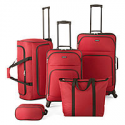 Deals List:  Protocol Simmons 5-pc. Luggage Set