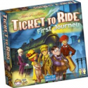 Deals List: Ticket to Ride First Journey Board Game