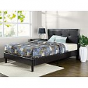 Deals List: Zinus Kitch Faux Leather Detail-Stitched Platform Bed, King Size
