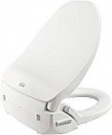 Deals List: Bio Bidet Slim Two Smart Toilet Seat in Round White with Stainless Steel Self-Cleaning Nozzle, Nightlight, Turbo Wash, Oscillating and and Fusion Warm Water Technology with Wireless Remote