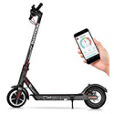 "Deals List: Swagtron High Speed Electric Scooter with 8.5"" Cushioned Tires, Cruise Control and 1-Step Portable Folding - Swagger 5"
