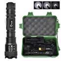 Deals List: Cvlife LED Tactical Flashlight 5 Modes Belt Clip Mini Torch