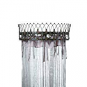 Deals List: Creative Co-op Metal Curtain Crown