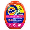 Deals List: Tide PODS Laundry Detergent Liquid Pacs, Fresh Coral Blast Scent, HE Compatible, 96 Count