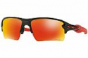 Deals List: Oakley Sunglasses Flak Jacket 2.0 XL Polish Black w Prizm Ruby Lens OO9188 80