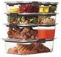 Deals List: Rubbermaid Brilliance 18-piece Food Storage Set