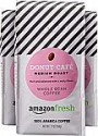 Deals List: AmazonFresh Donut Cafe Whole Bean Coffee, Medium Roast, 12 Ounce (Pack of 3)