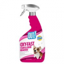 Deals List: OUT! Oxygen Activated Pet Stain & Odor Remover, 32 oz