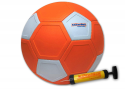 Deals List: Kickerball - Curve and Swerve Soccer Ball/Football Toy - Kick Like The Pros, Great Gift for Boys and Girls - Perfect for Outdoor & Indoor Match or Game, Bring The World Cup to Your Backyard