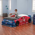 Deals List: Step2 Stock Car Convertible Toddler to Twin Bed