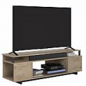 "Deals List: Ameriwood Home Carson TV Stand for TVs up to 65"", Golden Oak"