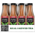 Deals List: Pure Leaf Iced Tea, Raspberry, Sweetened, Real Brewed Black Tea, 18.5 Fl. Oz Bottles (Pack of 12)
