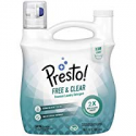 Deals List: Amazon Brand - Presto! Concentrated Liquid Laundry Detergent, Free & Clear, 128 Loads, 96 Fl Oz