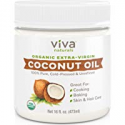 Deals List: Viva Naturals Organic Extra Virgin Coconut Oil, 16 Ounce