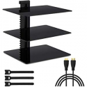 """Deals List: PERLESMITH Full Motion TV Wall Mount for Most 37-70 Inch TVs up to 132lbs - Fits 16"""", 18"""", 24"""" Wood Studs - Articulating TV Mount Dual Arms with Tilts, Swivels & Extends 16"""", Max VESA 600x400mm"""