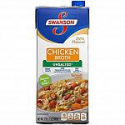Deals List: Swanson Unsalted Chicken Broth, 32 oz. Carton (Pack of 12)