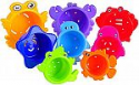 Deals List: MooToys Under the Sea Animals Bath / SandStacking Cups for Kids