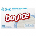 Deals List: Bounce Fabric Softener Sheets, Free & Gentle, 240 Count