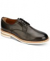 Deals List: Kenneth Cole New York Men's Timony Leather Oxfords (Grey or Navy)