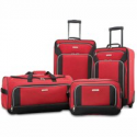 Deals List: American Tourister Fieldbrook XLT 4 Piece Luggage Set
