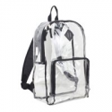 Deals List: Eastsport Multi-Purpose Clear Backpack with Front Pocket