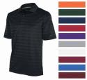 Deals List: Champion Men's Textured Stripe Polo Athletic Casual Regular Fit Golf T-Shirt