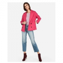 Deals List: Express Boxy Double Breasted Wool-Blend Coat