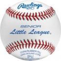 Deals List: Rawlings Senior Little League Competition Grade Baseballs Dozen