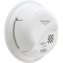Deals List: First Alert Smoke Detector and Carbon Monoxide Detector Alarm | Hardwired with Battery Backup, BRK SC7010B