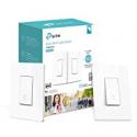 Deals List: TP-Link Kasa Smart Wi-Fi Light Switch, 3-Way Kit