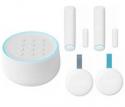 Deals List: Google - Nest Secure Alarm System - White, H1500ES