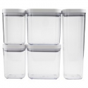 Deals List: 2 OXO POP 5pc Airtight Food Storage Container Set