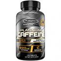 Deals List: Muscletech Platinum 100% Caffeine Pill, Unflavored, 125 Count
