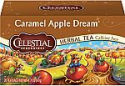 Deals List: Celestial Seasonings Herbal Tea, Caramel Apple Dream, 20 Count (Pack of 6)