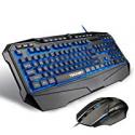 Deals List: TeckNet Gaming Keyboard and Mouse Gryphon Pro LED Backlit