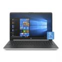 """Deals List: HP 15 Laptop, 15.6"""" HD Touch Display, Intel Core i3-8145U, Intel® UHD Graphics 620, 4GB, 128GB SSD, Natural Silver, 15-dw0034wm"""