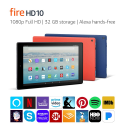 Deals List: Amazon Fire HD 10 32GB 10.1-inch 1080p Tablet w/Special Offers