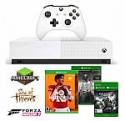 Deals List: Microsoft 1 TB Xbox One S All Digital Edition with 6 Game Downloads + 1-Mo Xbox Live Gold