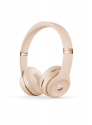 Deals List: Beats Solo3 Wireless On-Ear Headphones - Satin Gold