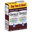 Deals List: 2-Pack 15ml Bausch & Lomb Opcon-A Allergy Relief Eye Drops